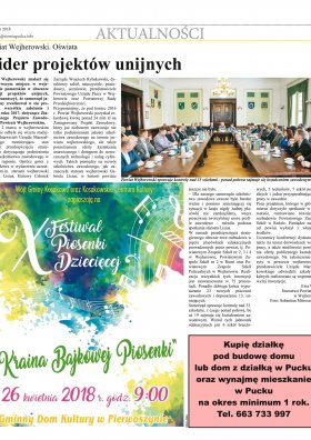 Ziemia Pucka.info - kwiecień 2018 strona 5