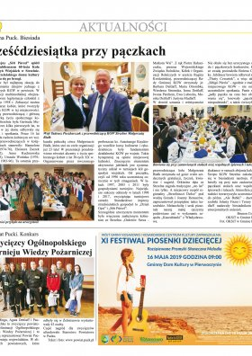 Ziemia Pucka.info - kwiecień 2019 strona 3