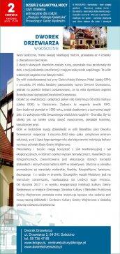 Festiwal dworów i pałaców - program 2019 strona 6