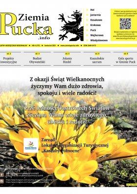 Ziemia Pucka.info - kwiecień 2021 strona 1