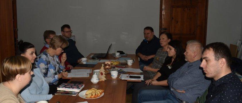 Spotkanie sekcji promocji
