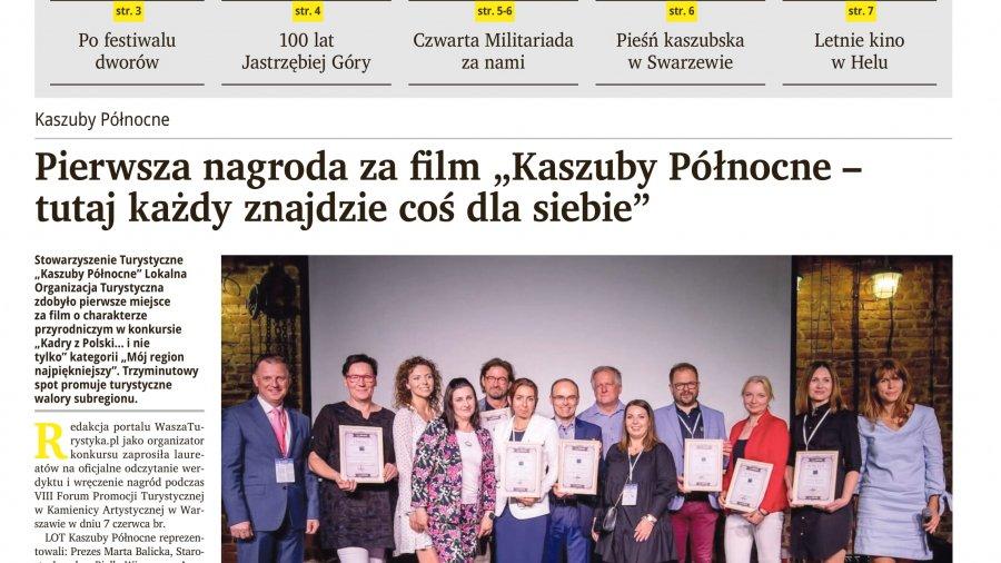 Ziemia Pucka.info - lipiec 2021