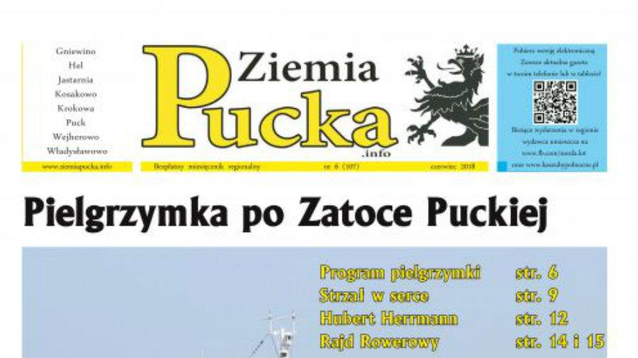 Ziemia Pucka.info - czerwiec 2018